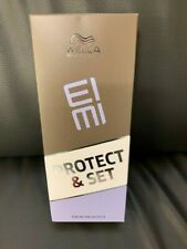 Wella EIMI Gift Set Protect and Set Hairspray/heat protector