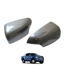 CARBON Mirror Covers (Limited & Wildtrak models) for Ford Ranger T6 2012-2015