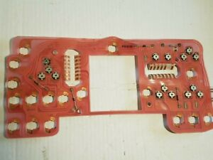 92-96 Ford Truck Bronco Printed Circuit Board Instrument Cluster F-Series Pickup