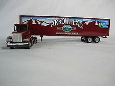 Winross 1998 ARROWHEAD MOUNTAIN SPRING WATER 48' Cargo Freightliner