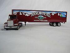 Winross 1998 ARROWHEAD MOUNTAIN SPRING WATER 48' Cargo Freightliner