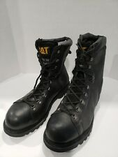 Caterpillar CAT WIDE Steel Toe CAP Safety Work Boots Size 15
