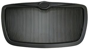 Fit for 2005-1200 Chrysler 300 300C Front Grill Hood Grille Matte Black G Style