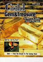 Australian Gold Gem & Treasure Magazines 1988, 2 available  FREEPOST