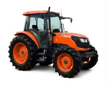 Kubota M8540 & M9540 Tractors - Workshop manual PDF CD