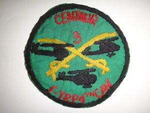 Vietnam War Hand Sewn Patch F Troop 3rd Squadron 4th Cavalry Regiment CENTAUR
