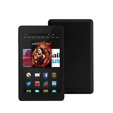 Amazon Kindle Fire HD6 6 inch 2015, 8GB, Wi-Fi, 2015 - Black - LOCKED