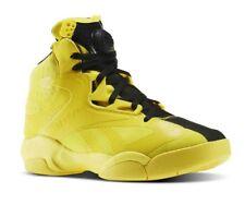 3ad49e2f980c3f Mens Reebok Shaq Attaq Modern in Colors Yellow   Black Size 9