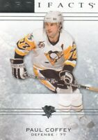 2014-15 Artifacts Hockey #24 Paul Coffey Pittsburgh Penguins