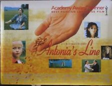 "MOVIE POSTER~Antonia's Line 1995 Willeke van Ammelrooy 30x40"" British Quad NOS~"