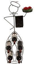 Moderno y enorme vino soporte botellas FINAL altura 99cm