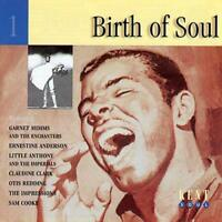BIRTH OF SOUL VOLUME 1 Various NEW & SEALED NORTHERN SOUL CD (KENT) 60s R&B