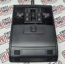 VW Tiguan II AD1 Leseleuchte Innenraumüberwachung Schiebedach Mikrofon schwarz