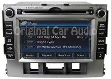 Hyundai Santa Fe Infinity Radio Navigation GPS MP3 CD Player XM Bluetooth 11 12