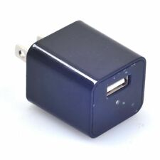 USB Charger CCTV WiFi HD 1080P Hidden Surveillance Camera Video Audio With Plate