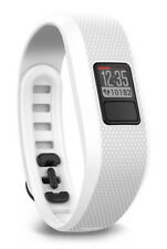 Garmin Vivofit 3 Fitness Activity Tracker, Size Regular - White