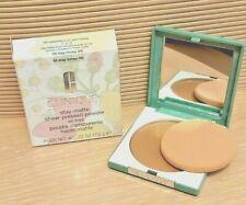 Clinique stay-matte Sheer pressed powder, 04 Stay Honey (M) , 0.27 oz / 7.6 g