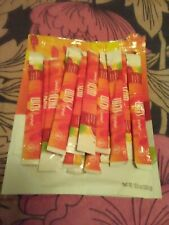 12 PLEXUS SLIM HUNGER DRINK PACKS ( NO BAG )