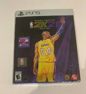 NBA 2K21 Mamba Forever Edition - PlayStation 5 Mamba Forever Edition PS5