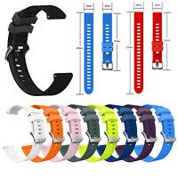 Für Garmin Vivoactive 3/Vivomove HR/Forerunner 645 Silikon Uhrenarmband Armband