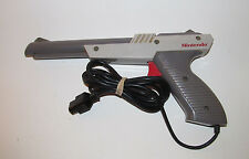 Official Nintendo NES Zapper Light Gun Original Gray OEM, Tested, Works!
