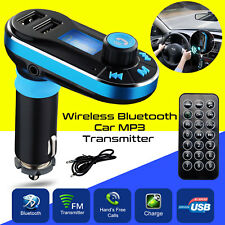 Wireless Car Mp3 Player FM Transmitter With USB Port Remote for Mobile PHONES