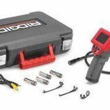 Micro Plumbing Drain Inspection Waterproof Camera Tool LCD Display RIDGID CA25