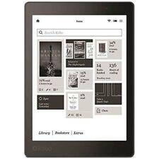 Kobo Aura One eBook Reader Wi-fi 7.8inch 8gb Black N709-kj-bk-s-ep From Japan