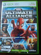 Marvel: Ultimate Alliance (Microsoft Xbox 360, 2006)