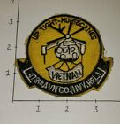 Vietnam Theater Made 478th Aviation Co Uptight Hurricanes Heavy Helo Patch #82