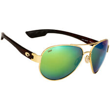 Costa South Point Gold Metal Frame Green Lens Men's Sunglasses SO26OGMP*Open Box