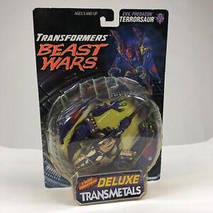 Hasbro Transformers Beast Wars Transmetals Terrorsaur NEW