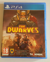 The Dwarves for the PS4 / PlayStation 4 great fantasy game.