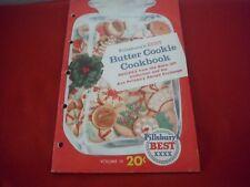 Vintage Pillsbury Butter Cookie Cookbook