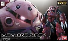 RG 1/144 MSM-07S Char dedicated Z'Gok (Mobile Suit Gundam)