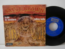 "savoy brown""train to nowhere""single7"" or.fr.decca:79061 du 09/1969.rare"