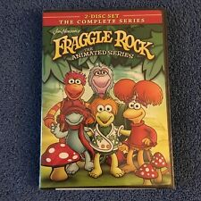 Fraggle Rock: The Animated Series - The Complete Series (DVD, 2010, 2-Disc Set)
