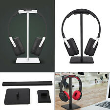 UK Universal Aluminum Earphone Headset Holder Hanger Headphone Display Stand 90g