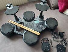 Sheffield E-Drum-Set Schlagzeug Drums elektronisch Musik Musikinstrumente