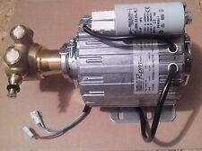 MOTORE E POMPA PALETTE FLUID-O-TECH pump testa tête de pompe no procon rotoflow