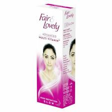 2 TUBES! 160gm FAIR & AND LOVELY  MULTIVITAMIN FAIRNESS CREAM + FREE GIFT