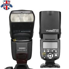 YONGNUO YN-560 III Wireless Speedlite Flash for Canon Nikon Pentax Olympus UK