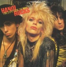 Hanoi Rocks - Two Steps From The Move Vinyl LP 140 Gram Vinyl Yellow