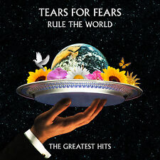 Tears for Fears - Rule The World Greatest Hits V3197 Vinyl
