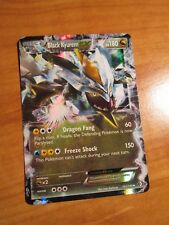 DMG Pokemon BLACK KYUREM EX Card BOUNDARIES CROSSED Set 101/149 Black and White