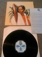 DIANA ROSS - ROSS 'FACTORY SAMPLE' LP + PROMO BIOGRAPHY N. MINT!!! UK 1ST MOTOWN