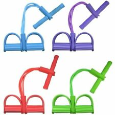 Multi Function Tension Rope Strong Fitness Resistance Bands Latex Pedal Pull Up