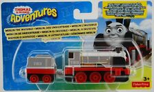 THOMAS AND FRIENDS MERLIN THE INVISIBLE DXR59 ADVENTURES DIE CAST METAL ENGINE