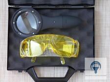 Led U/V Lampe & Schuzbrille zur Lecksuche Kfz-Klimaanlagen Bright Magnifier