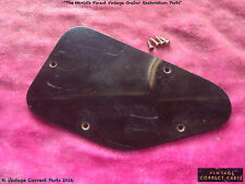 Vintage 1959 Gibson Les Paul Special DC Control Cavity Cover 1960 TV YELLOW 1961